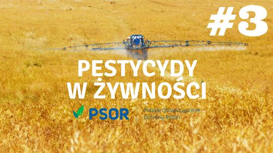 Pozostałości Pestycydów W Handlu Międzynarodowym Przegląd Rynku